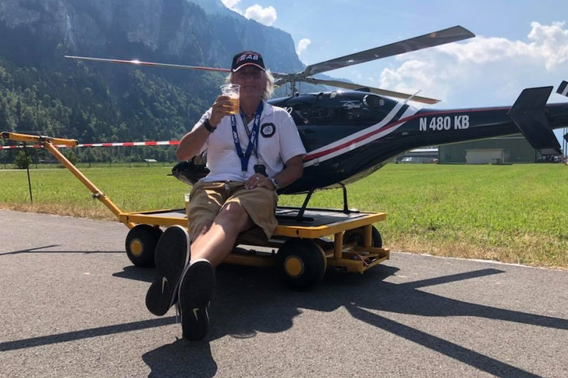 Heli Open International Contest