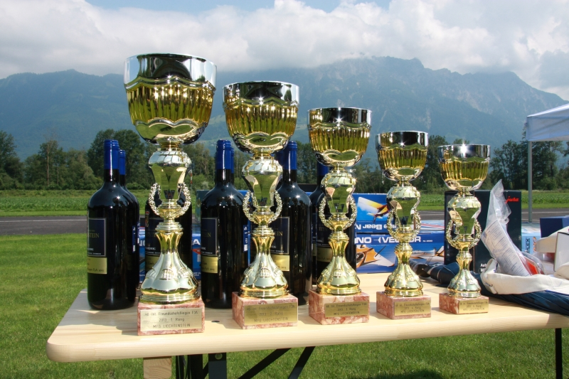 Some impressions from previous competitions in Liechtenstein